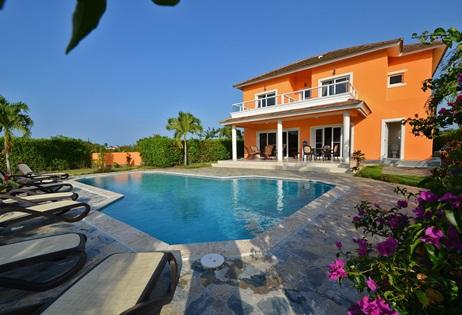 7 bedroom villa in Sosua fit for parties