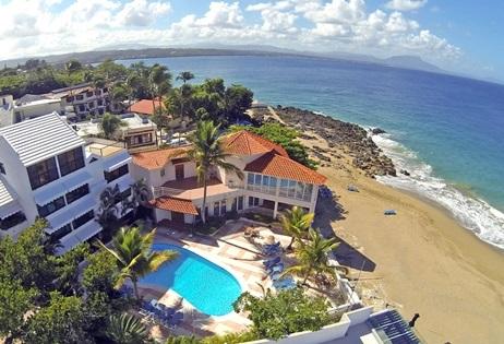 Sosua beach front villa for bachelor parties