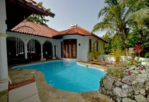 Beach community villa for sale