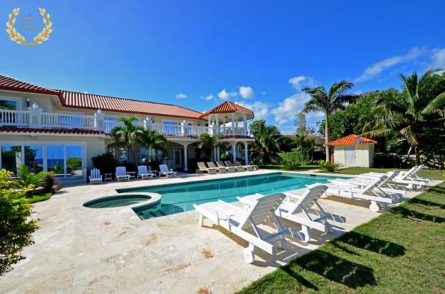This 7 bedroom villa in Sosua is among the top 10