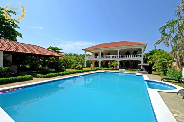 Sosua Luxury Beach Access Villa Rental
