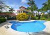 Sosua villa with 7-9 bedrooms
