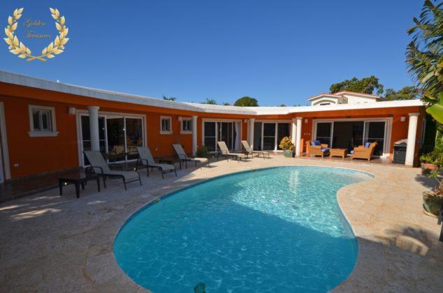Affordable 3 Bedroom Holiday Villa Sosua