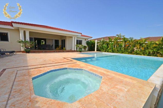 Three Bedroom Villa Sosua Dominican Republic Rental Home