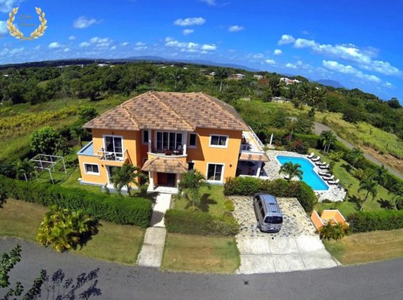 7 bedroom group rental Sosua Dominican Republic Villa