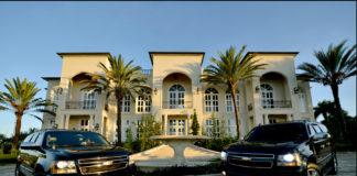 Mansion rental