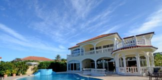 12 bedroom bachelor party villa in Sosua