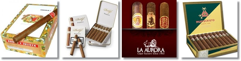 cubanos_cafe_cigars_selection