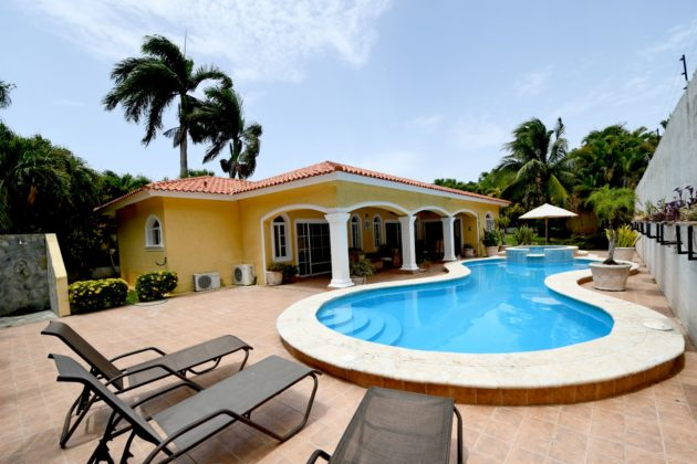 Disabled Friendly Villa Rental Sosua Dominican Republic