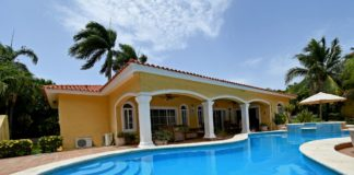 disabled friendly villa rental in Sosua
