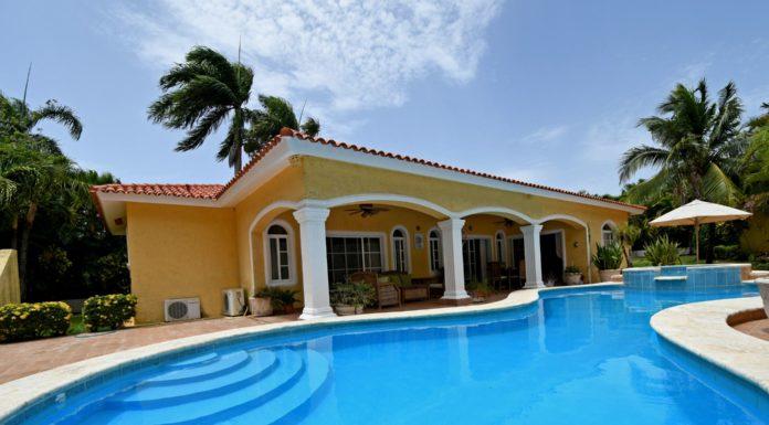 disabled friendly villa rental in Sosua