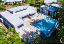 contemporary style 4 bedroom villa