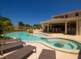 6 Bedroom Villa Rental Sosua Puerto Plata Vacation Home
