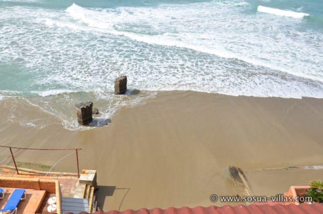 the new beach in Sosua