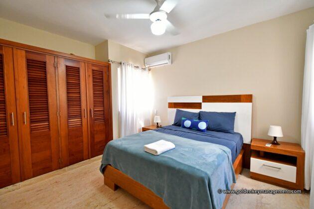 Sosua condos master bedrooms